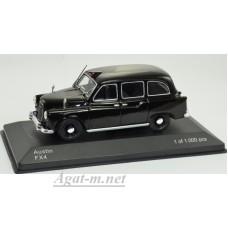 259-WB AUSTIN FX4 London Taxi 1985 Black