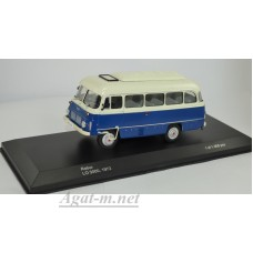 263-WB Автобус ROBUR LO3000 1972 Blue/White