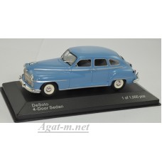 282-WB DESOTO 4-Door Sedan 1946 Blue