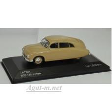 293-WB TATRA 600 Tatraplan 1950 Beige