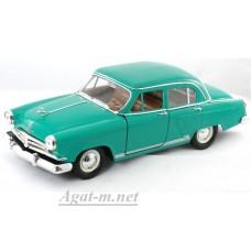 Масштабная модель Горький-21, 1957г. зеленый