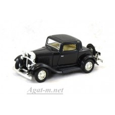 94231-ЯТ Ford 3 window Coupe 1932г. черный