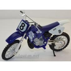 98900-2-ЯТ Yamaha YZ250LC, синий/белый