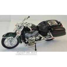 98900-3-ЯТ Yamaha Royal Star, черный/зеленый