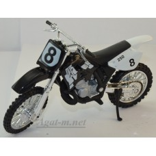 98900-5-ЯТ Yamaha YZ250LC, черный/белый
