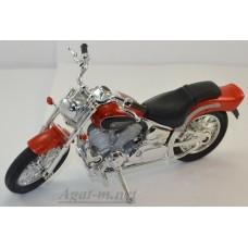 98900-6-ЯТ Yamaha Drag Star, красный