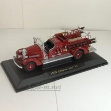 43003-1-ЯТ Ahrens-Fox VC 1938г. пожарный (красный)