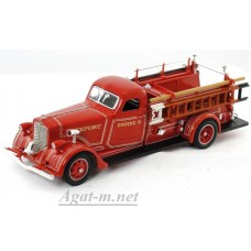 Масштабная модель American LaFrance 1939г. пожарный
