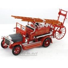 Масштабная модель Dennis N Type 1921г. пожарный