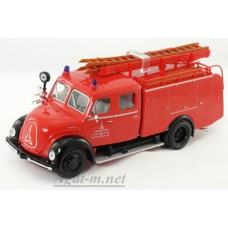 Масштабная модель Magirus-Deutz TLF16 1961г. пожарный