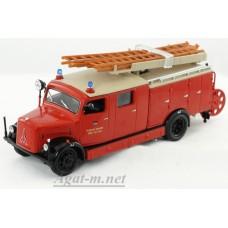 Масштабная модель Magirus-Deutz 330 1950г. пожарный