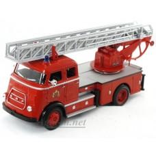 Масштабная модель DAF А1600 1962г. пожарный