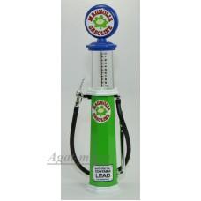 98600-4-ЯТ Бензозаправка круглая, зеленый
