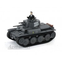 85035-ЯТ Танк Panzer 38 (t) Германия 1942г.