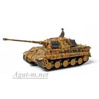 85039-ЯТ Танк Королевский тигр Германия 1944г.