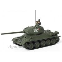 85083-ЯТ Т34/85 Восточный фронт Россия 1944г.