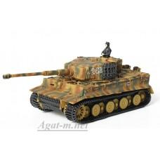 Масштабная модель военной техники Танк Тигр 1, Нормандия, Германия 1944г.