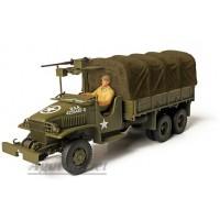 85099-ЯТ GMC 2.5 тонный грузовик, Арденны США 1944г.