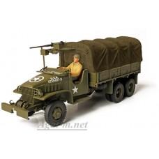 Масштабная модель GMC 2.5 тонный грузовик, Арденны США 1944г.