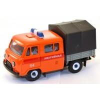 10016-УСР УАЗ-39094 Фермер с тентом аварийная служба