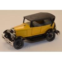 15000-1-УСР Горький-А двухцветный, желто-черный