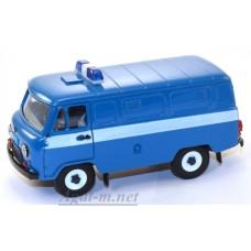 10023-УСР УАЗ-3741 фургон связь