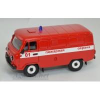 10028-УСР УАЗ-3741 фургон пожарный