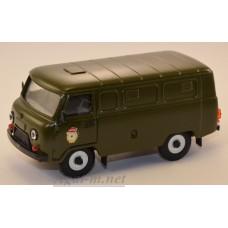 """УАЗ-3741 фургон """"Гвардия"""""""