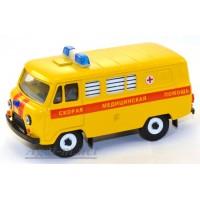 10007-УСР УАЗ-39099 комби Скорая медицинская помощь