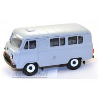 10000-УСР УАЗ-3962 автобус, серый