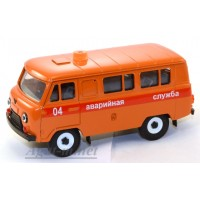 10001-УСР УАЗ-3962 автобус, аварийная служба