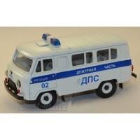 10024-УСР УАЗ-3962 автобус ДПС