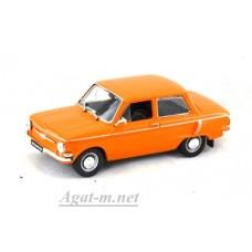 """ЗАЗ-968А """"Запорожец"""" 1974-1980 гг. оранжевый"""