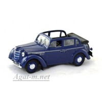 05-ДЕГ Москвич-400-420А 1949-1952 гг. тёмно-синий