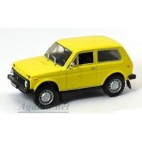 """10-ДЕГ ВАЗ-2121 """"Нива"""" 1977-1994 гг. жёлтый"""