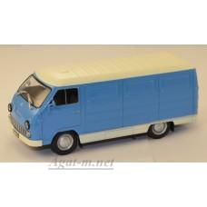 102-ДЕГ ЕрАЗ-762Б 1976-1981 гг. синий с белым