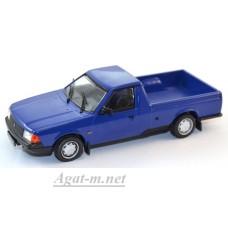 105-ДЕГ Москвич-2335 1993-2002 гг. темно-синий