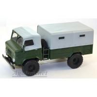 109-ДЕГ Горький-62 1959-1962 гг. темно-зеленый