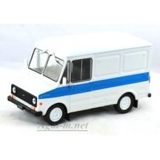 114-ДЕГ ЕРАЗ-3730 1995-2002 гг. белый с синим