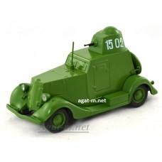 124-ДЕГ БА-20 1936-1942 гг. светло-зеленый