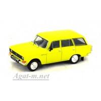 133-ДЕГ Москвич-2137 1976-1985 гг. лимонный