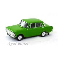 136-ДЕГ ИЖ-412ИЭ 1969-1982 гг. зеленый