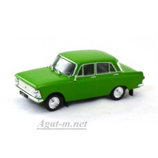 ИЖ-412ИЭ 1969-1982 гг. зеленый