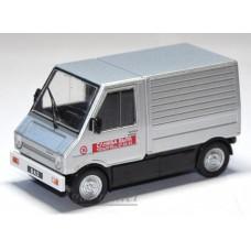 "146-ДЕГ ВАЗ-2702 ""Пони"" 1982-1986 гг. серебристый"