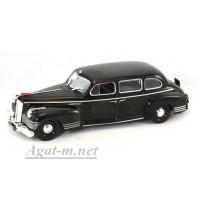 16-ДЕГ ЗИС-110 1945-1958 гг. чёрный