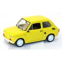 169-ДЕГ FIAT 126P (Польша) желтый