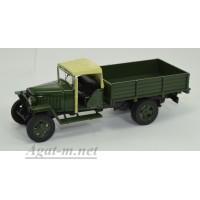 219-ДЕГ Горький-ММ-В грузовик бортовой 1938-1946 гг., хаки