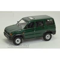 224-ДЕГ УАЗ-3162 Симбир 2000-2005 гг., темно-зеленый