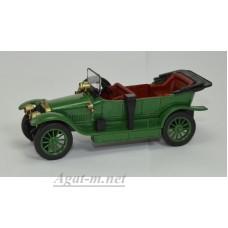 254-ДЕГ Руссо-Балт тип С24/40, темно-зеленый