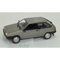 264-ДЕГ ВАЗ-2108 «Спутник» 1984-2003 гг. серый металлик